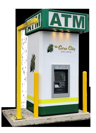 Corn City State Bank Atm