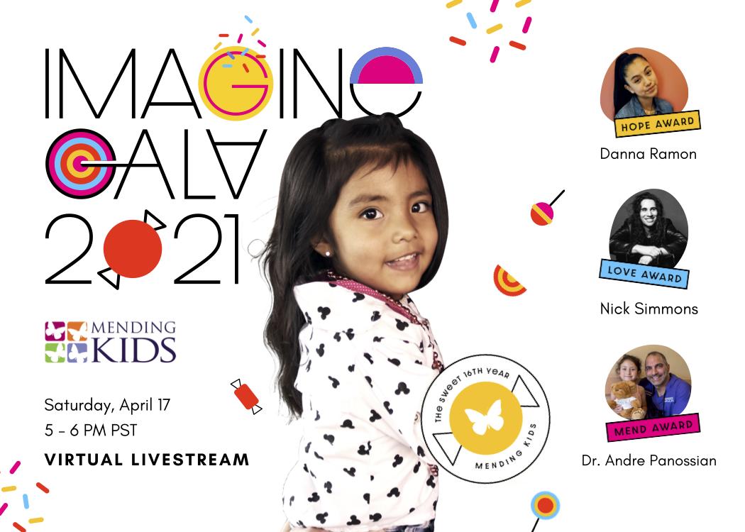 Mending Kids Sweet 16 Gala