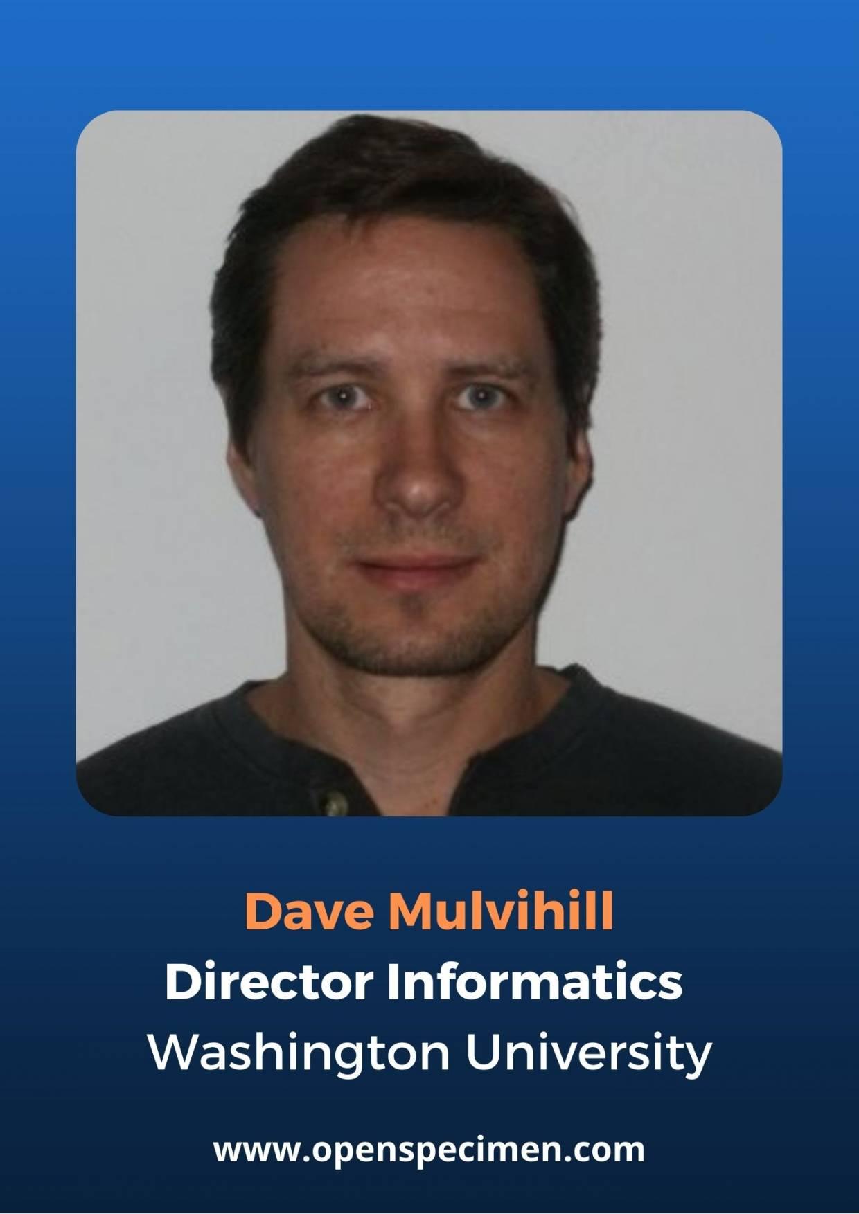 Dave Mulvihill