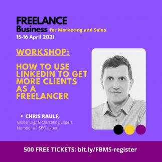 Global Digital Marketing Expert Chris Raulf