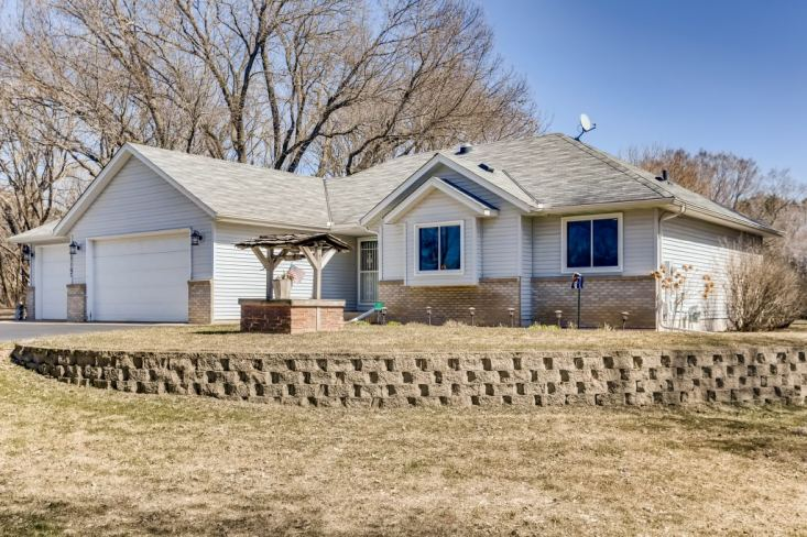 Home for sale in Ham Lake