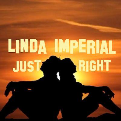 Linda Imperial - Just Right single artwork