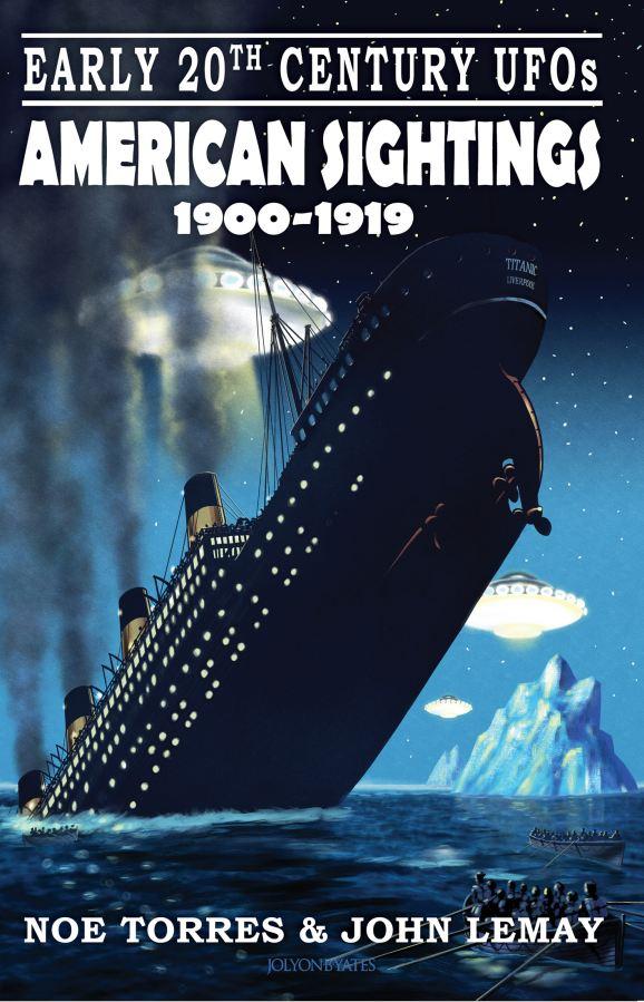 Titanic And Ufos
