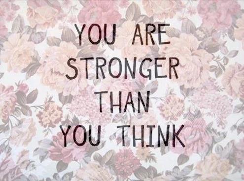 Rashika Jain You Are Stronger Than You Think