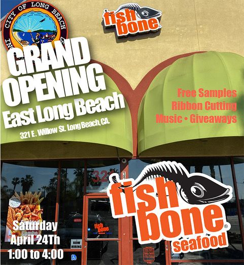 Long Beach Seafood Grand Opening