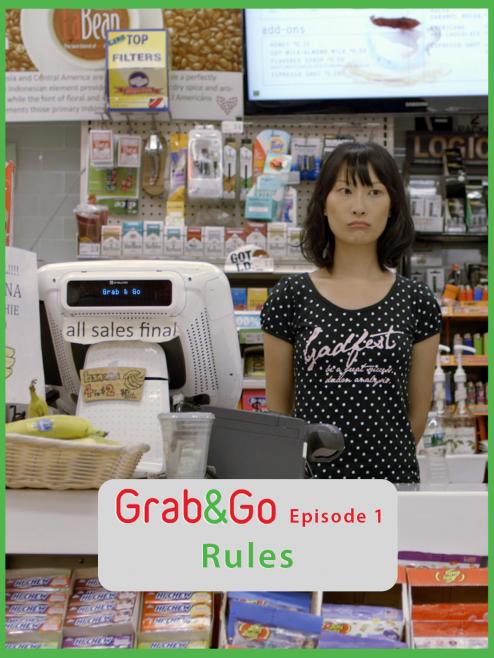 Grab N Go directed by Tsyen Shen
