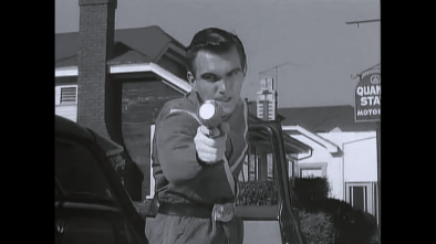 Teenagers From Outer Space Classic Sci-Fi B Movie!