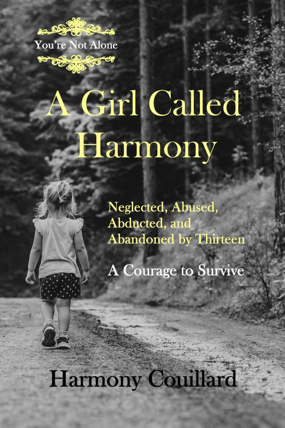 A Girl Called Harmony - Front Cover