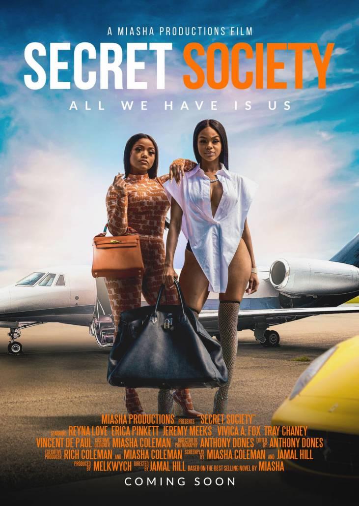 Secret Society Movie Poster