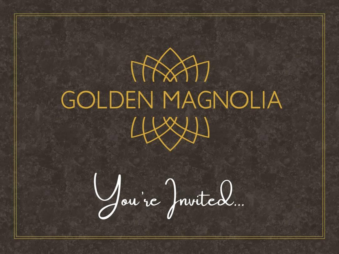 Join Golden Magnolia April 23, 2021.