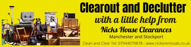 Nicks Removals Manchester