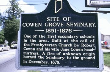 Cowen Grove