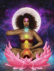 The Magic & The Medicine of a Black Woman