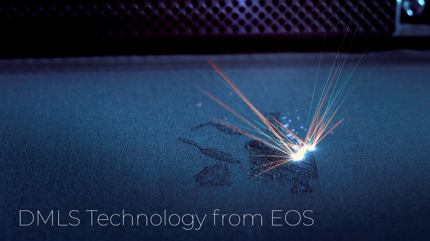 Direct Metal Laser Sintering from EOS