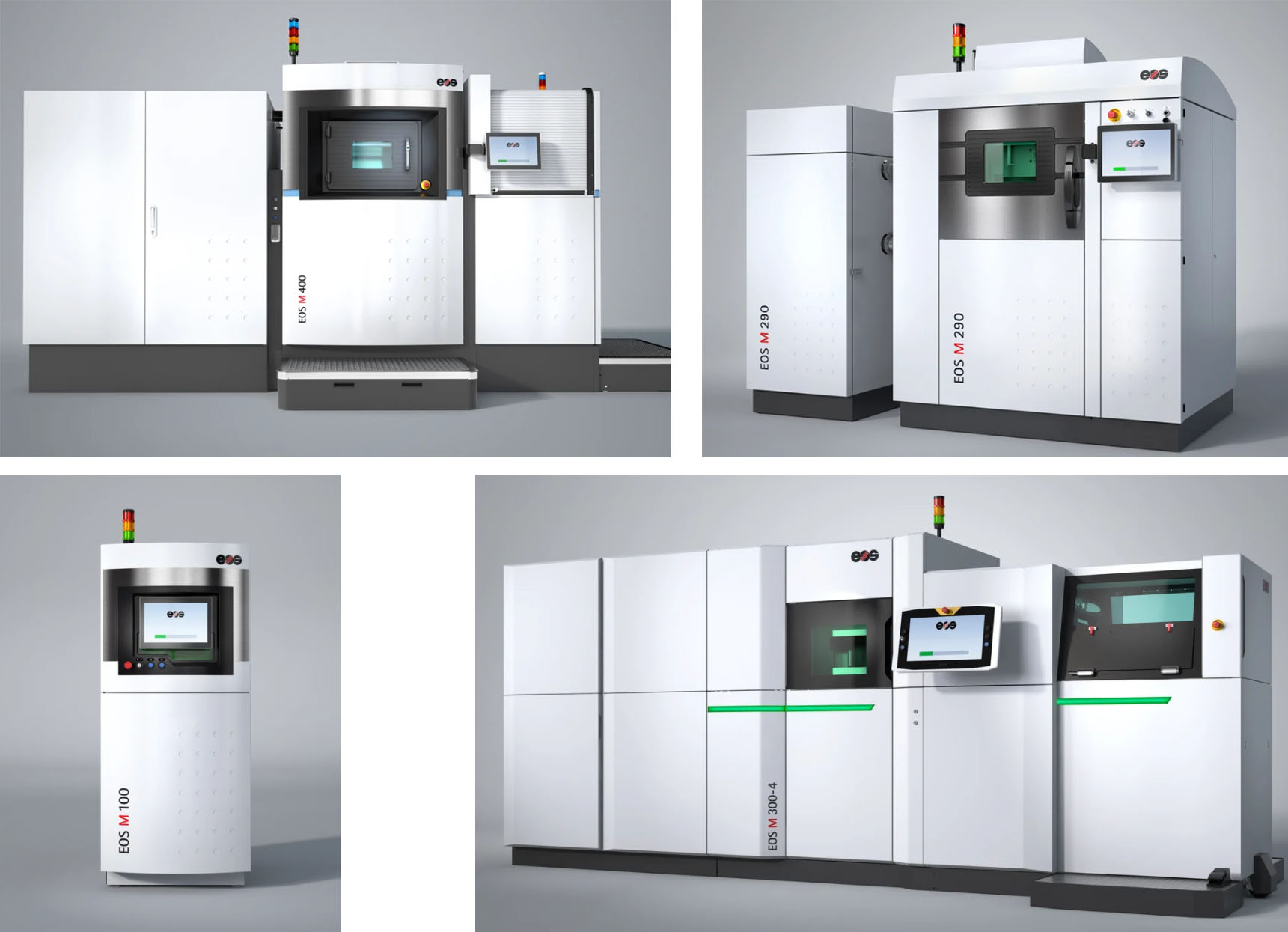 EOS' Metal Additive Manufacturing Systems