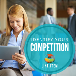 Line Item Feature: Identify Your Competition
