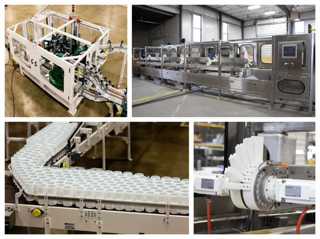 Upstream process automation