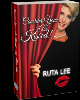Consider Your Ass Kissed: Ruta Lee