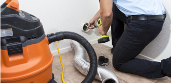 Indoor Air Quality - Duct Cleaning