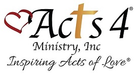"Acts 4 Ministry to welcome ""Give Local"" donations"