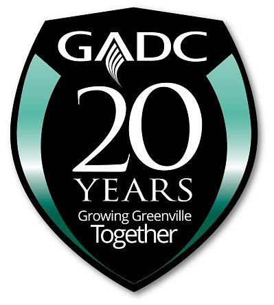 Gadc 20th Anniv Logo Final B W W Green Wings 01