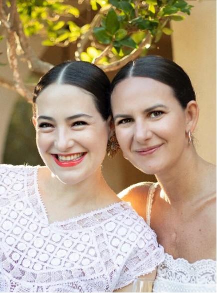 Alejandra And Cristina