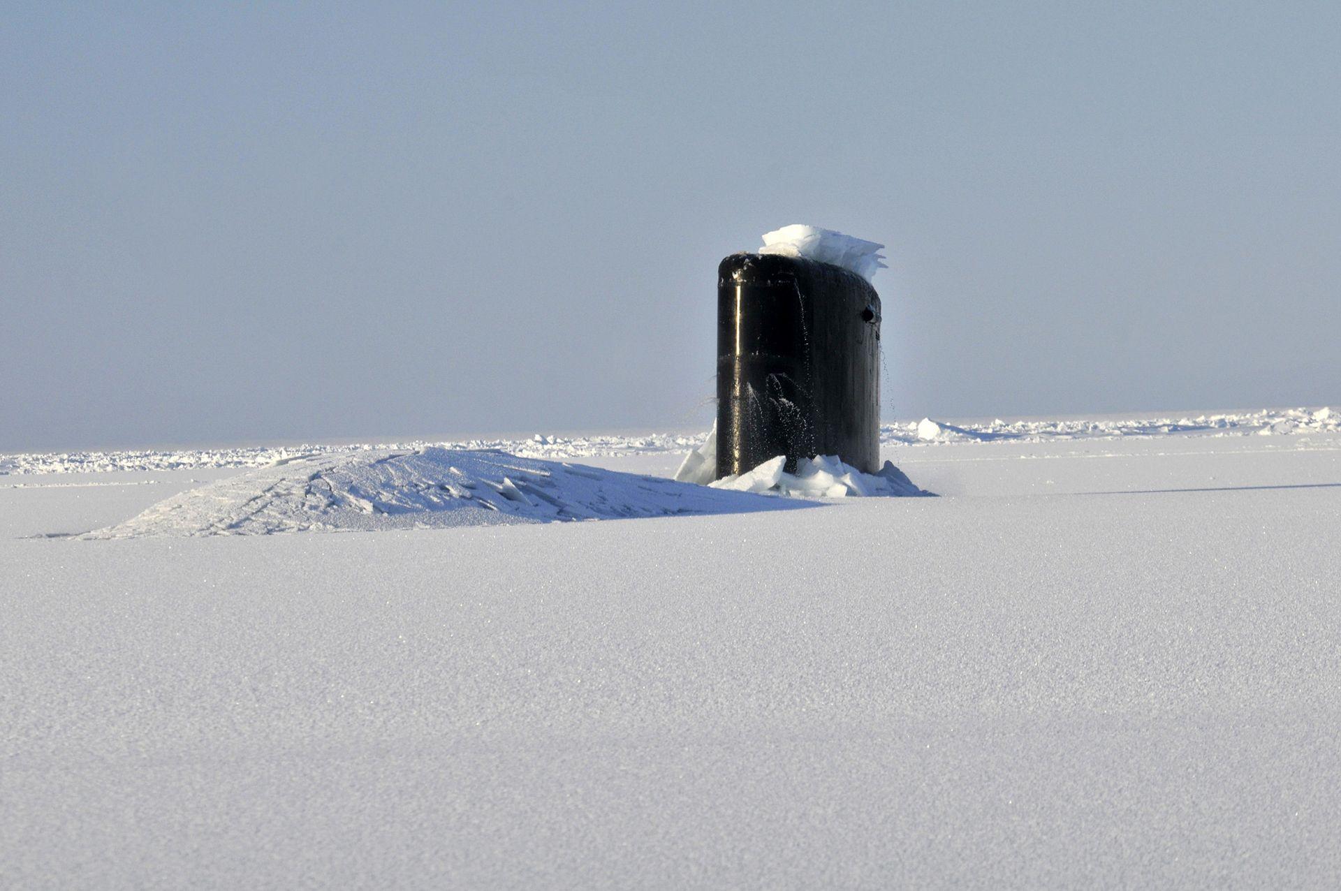 Parvati Foundation Submarine Arctic No Attribution