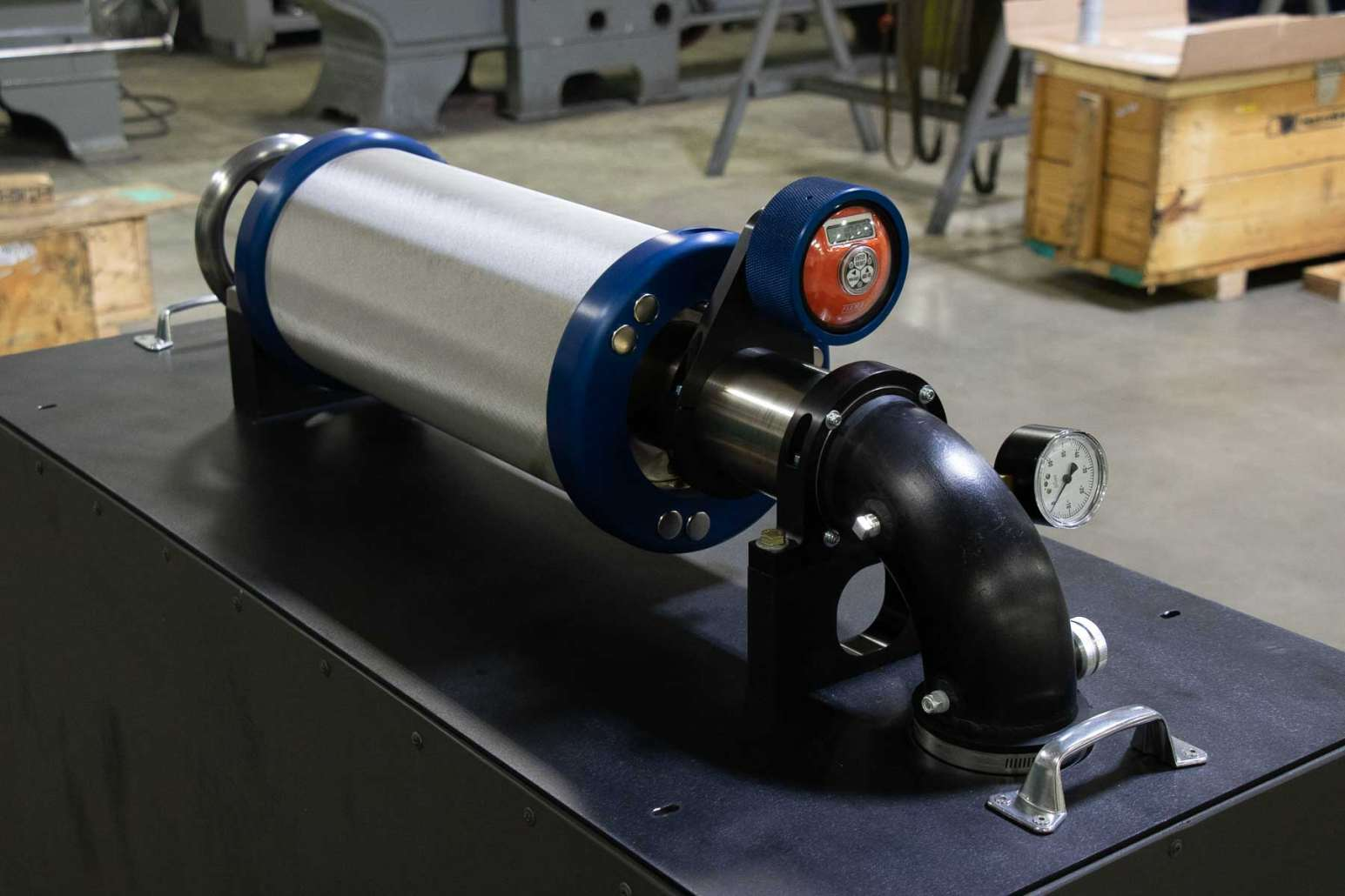 Vacuum rolls