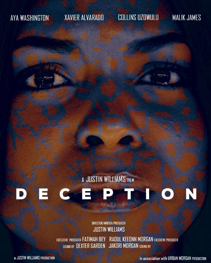Deception (Official Poster)