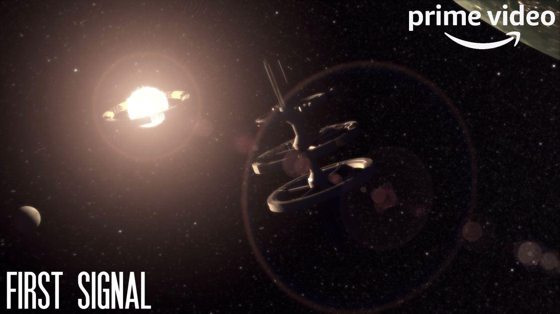 First Signal Film Still Homeworld