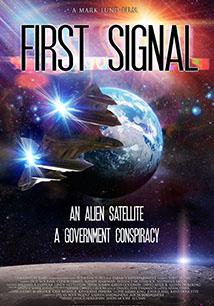 First Signal Official Poster