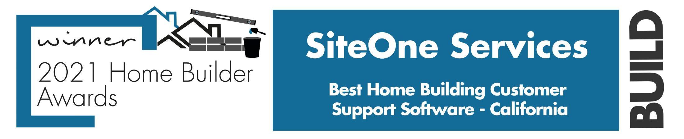 2021 Home Builder Winners Logo