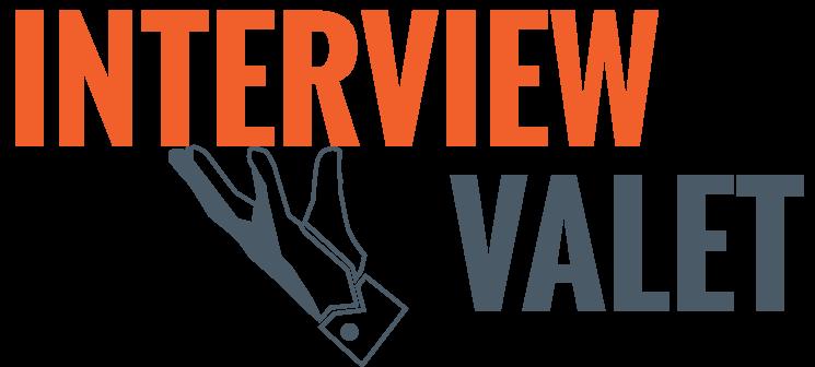 Interview Valet Logo