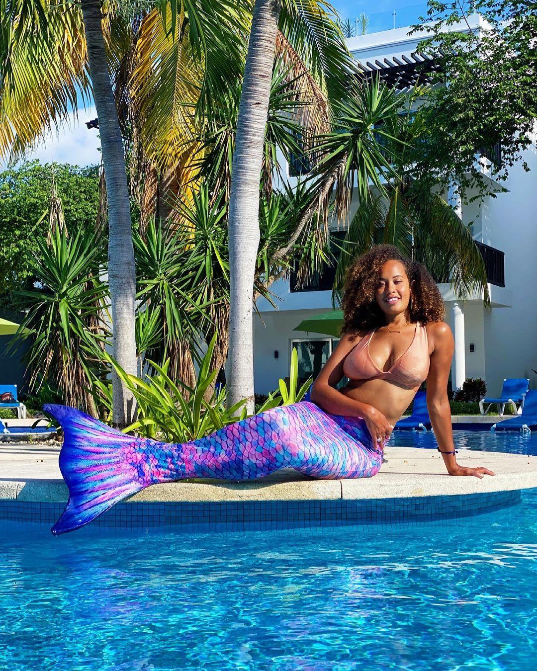 Danni Washington Mocha Mermaid