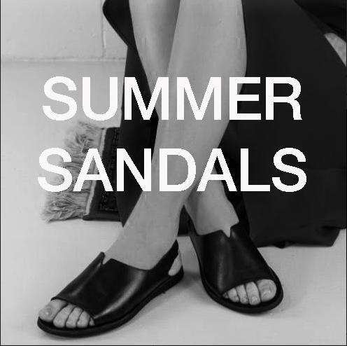 Summer Sandals Treehaus