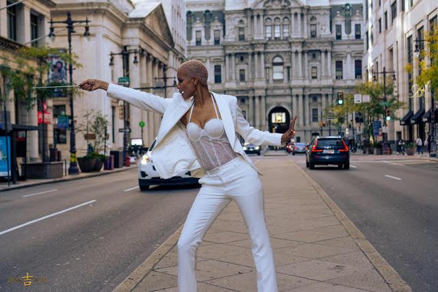 Nitro Nitra releases her first album worldwide