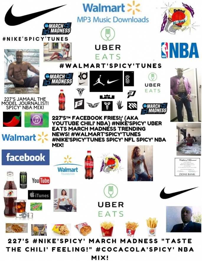 227's YouTube Chili' UBER EATS Spicy' NBA!