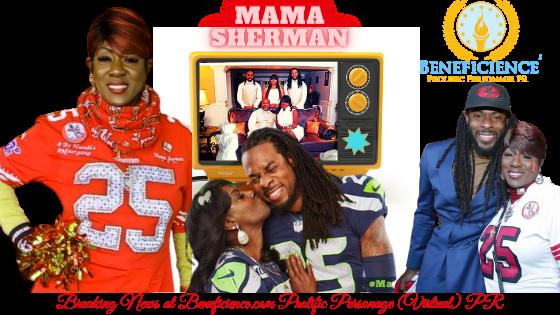 For Immediate Release Breaking News Mama Sherman 2