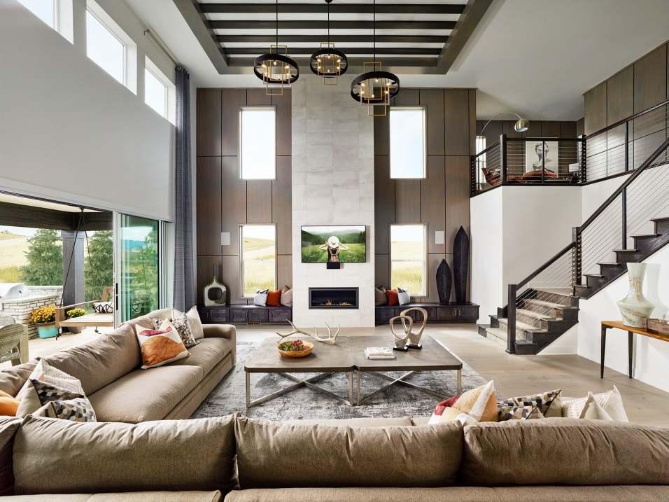 Toll Brothers Ogden Home Design
