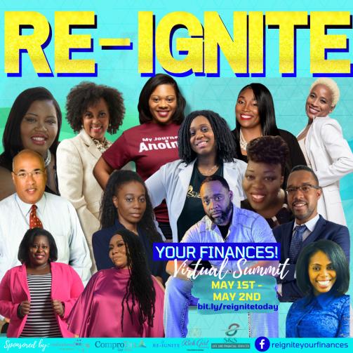 ReIgnite Your Finances Summit Sponsors, 2021