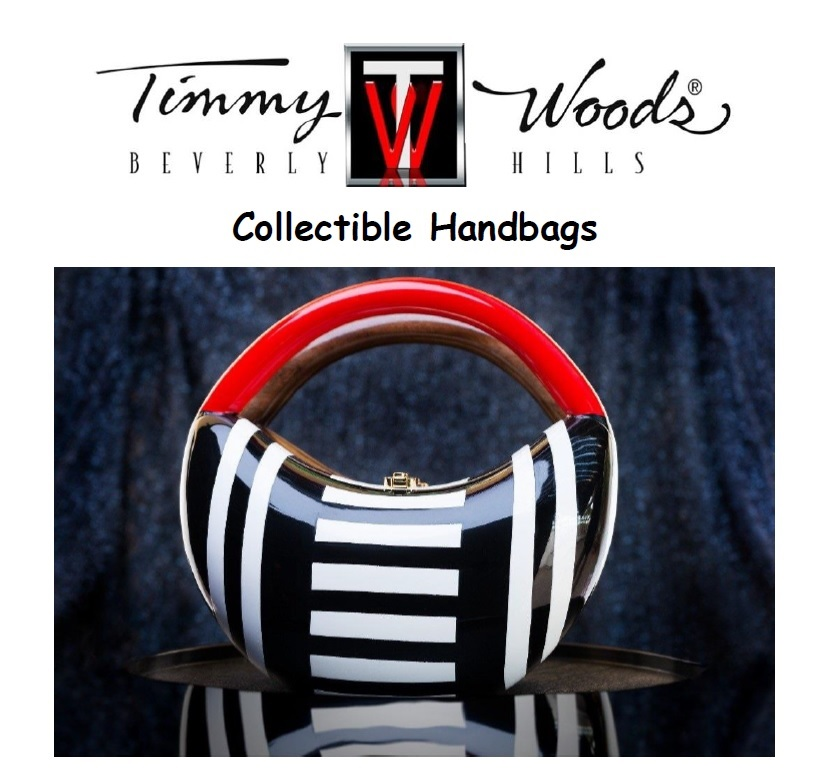 Timmy Woods Collectible Handbags