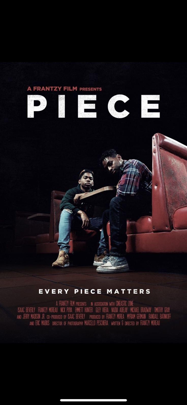 'Piece,' A Frantzy Film