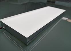 Edge-lit led panel