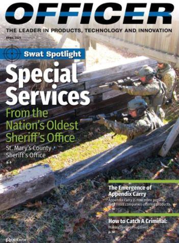Officer Magazine April 2021