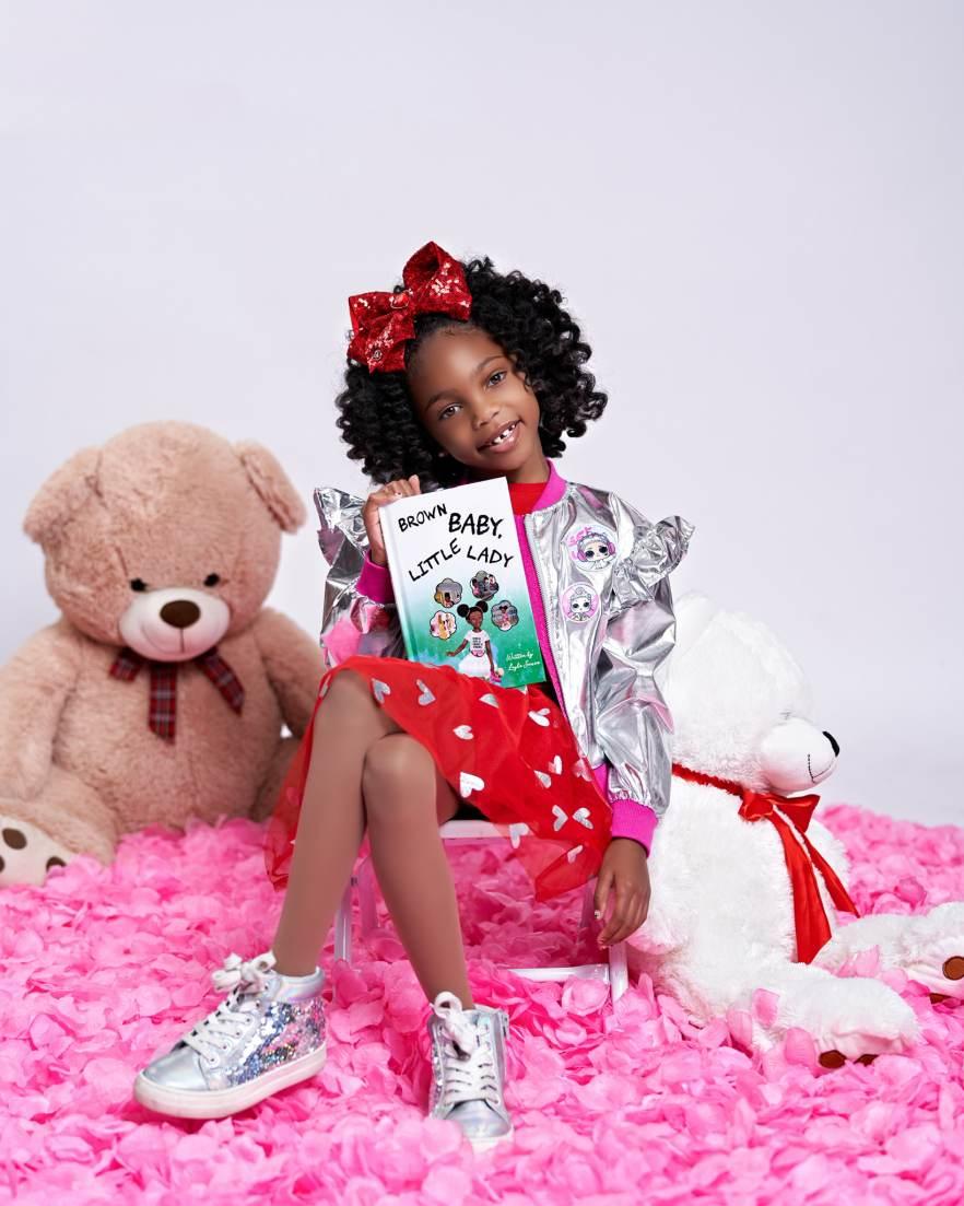 Kid Author Layla Sanaa