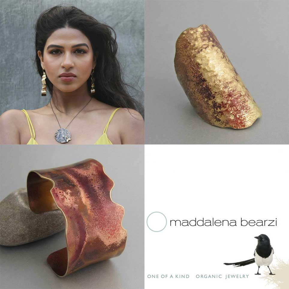 one-of-a-kind jewelry collection for the summer