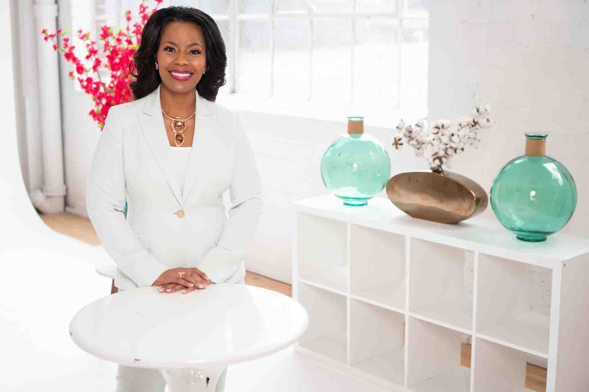 Dr. Sheri L Miller-Visionary CEO