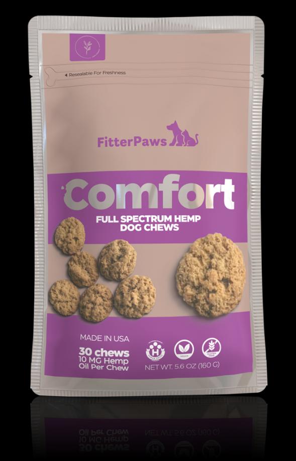 Comfort - Full Spectrum Hemp Dog Chews