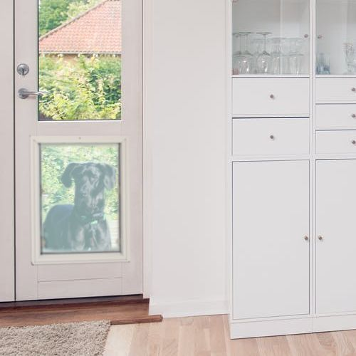 Great Dane Dog Door
