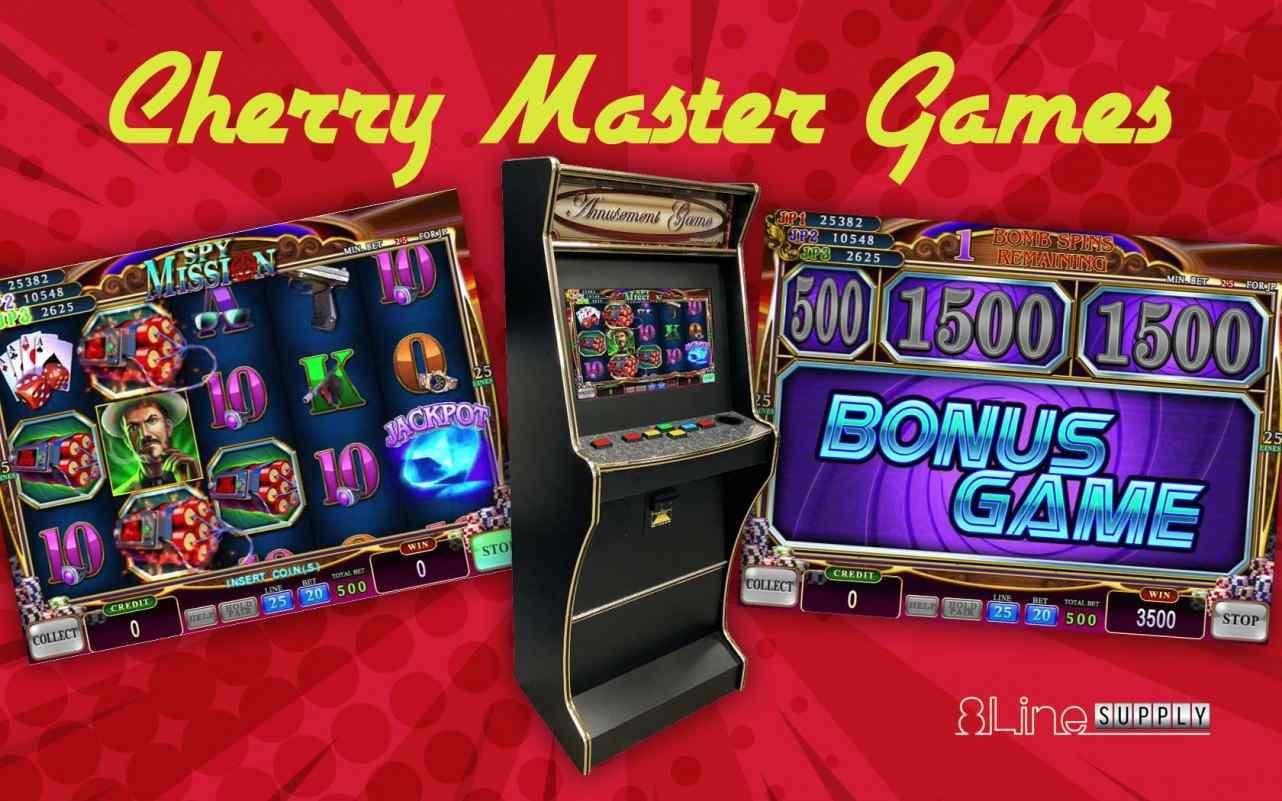 Cherry Master games